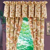 Amelia Window Drapery Panels