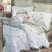 Felicity Quilt and Bedding