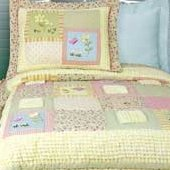 Flutterbye Quilt and Butterfly Bedspread
