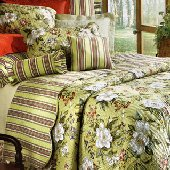 Magnolia Quilt and Bedspread