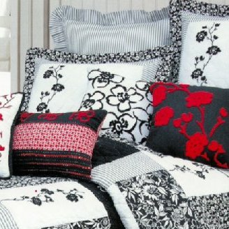 Brenna Euro Sham - Discount Home Bedding