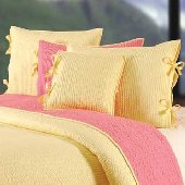 Dawn Yellow Coral Standard Sham