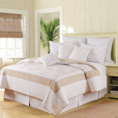 Atlantic Shells Quilt and Bedding