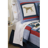 Doggy and Doggy Sheet Set