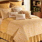 Florence Quilt and Bedding