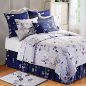 Geneva Quilt and Bedding