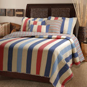Greenland Home Fashions Austin Quilt Set