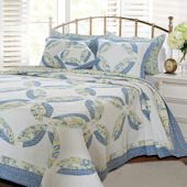 Greenland Home Fashions Francesca Quilt Set
