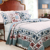 Greenland Home Fashions Madeline Quilt Set