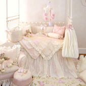 Glenna Jean Ava Crib Bedding Set