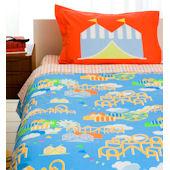 Kuku Nest Carnival Twin Bed Set