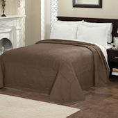 French Tile Mocha Bedspread