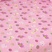 Jenny McCarthy Selvalicious Fitted Crib Sheet