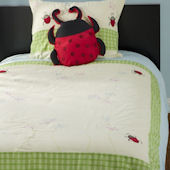 Rizzy Home Kids Ladybug Bed Set