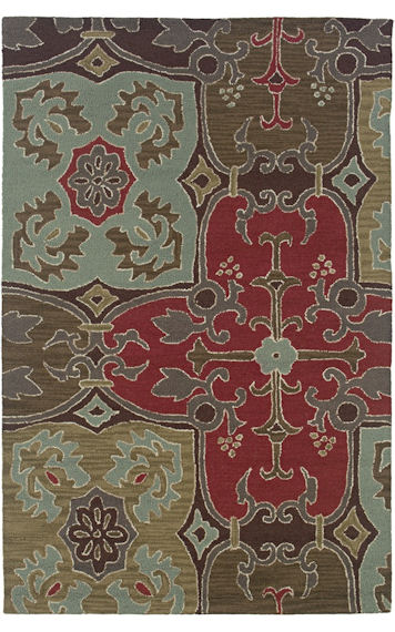 Country Ct0909 Area Rug