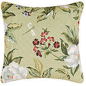 Magnolia Quilted Pillow SALE