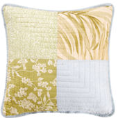 Palm Stripe Pillow SALE