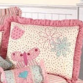 Crazy Daisy Pillow Sham SALE